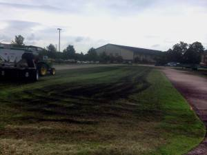 CNU Deep Tine Aeration