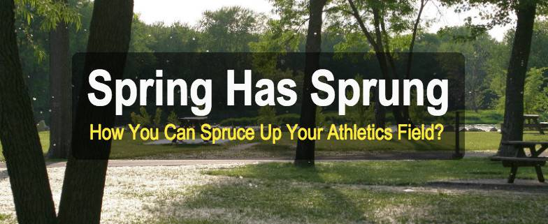 How You Can Spruce Up Your Athletics Field?
