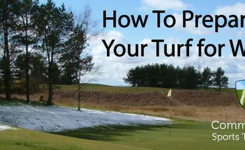 How To Prepare Your Turf For Winter 495x303 Golf Course Maintenance and Turf Services in Virginia