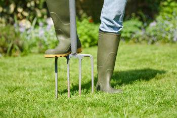 Proper Turf Care Will Prevent Excessive Recovering of Turf Later On.1