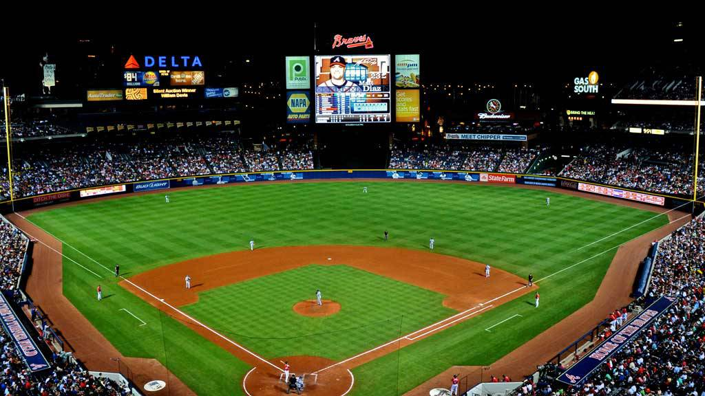 Braves' New Turf Under Close Scrutiny - Commonwealth Sports Turf
