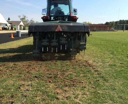 Benedictine College Prep Deep Tine